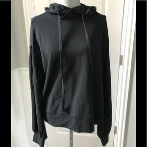 Alo Shore Hi - low Pullover hoodie new